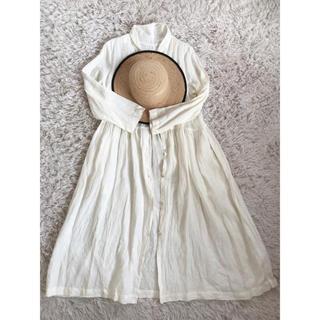 nest Robe - 人気作家suzunoneさんのリネンワンピース 羽織りにも