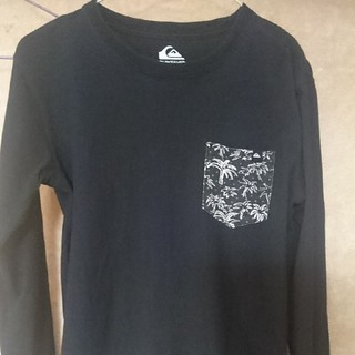 クイックシルバー(QUIKSILVER)のmi様専用quiksilver クイックシルバー ボタニカル ロンT  Tシャツ(Tシャツ/カットソー(七分/長袖))