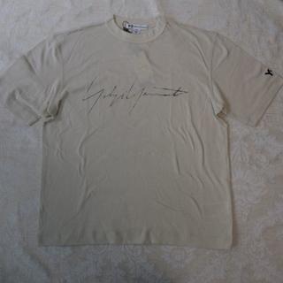 ワイスリー(Y-3)の【新品・未使用】Y-3 シグネチャーTシャツ☆ベージュ FQ4114(Tシャツ/カットソー(半袖/袖なし))