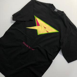 ステューシー(STUSSY)のステューシー 半袖 プリント Tシャツ メンズ L 黒 ブラック (Tシャツ/カットソー(半袖/袖なし))