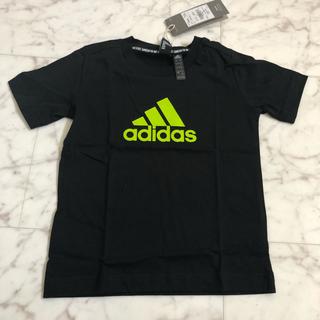 アディダス(adidas)の新品☆adidas Tシャツ☆110(Tシャツ/カットソー)