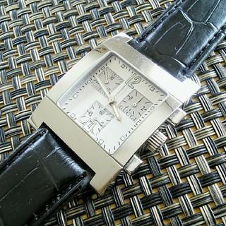 グッチ(Gucci)のGUCCI メンズウォッチ 7700chrono クロノグラフ(腕時計(アナログ))