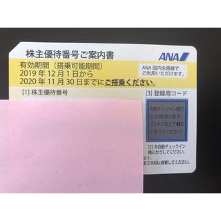 エーエヌエー(ゼンニッポンクウユ)(ANA(全日本空輸))のANA 株主優待(その他)