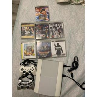 プレイステーション3(PlayStation3)のプレイステーション3  すぐ遊べるセット(家庭用ゲーム機本体)
