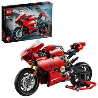 Lego - レゴ (LEGO) テクニック ドゥカティ パニガーレ V4 R 42107