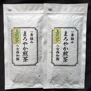 八女のお茶 まろやか煎茶 100g 2袋(茶)