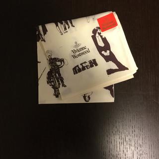 ヴィヴィアンウエストウッド(Vivienne Westwood)のヴィヴィアンウエストウッド ビンテージ赤タグ メンズファッションの歴史 オフ白(ハンカチ)