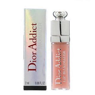 ディオール(Dior)のディオール マキシマイザー001ミニサイズ(リップグロス)