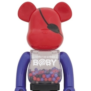MY FIRST BE@RBRICK B@BY SECRET Ver.1000%(その他)