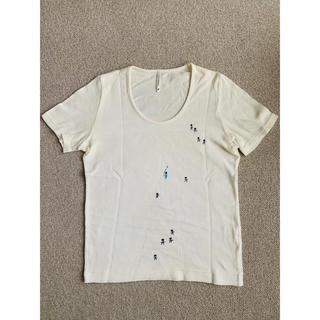 ミナペルホネン(mina perhonen)のmina perhonen ミナペルホネン people Tシャツ(Tシャツ(半袖/袖なし))