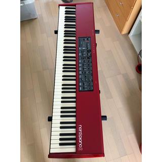 ヤマハ(ヤマハ)のNord piano2 HA88(電子ピアノ)