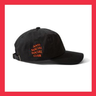 ステューシー(STUSSY)のANTI SOCIAL SOCIAL CLUB ASSC CAP(キャップ)