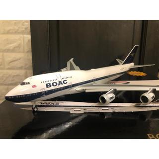 1/200 Gemini200 ブリティッシュ B747-400 BOAC 復刻(航空機)