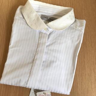 アオキ(AOKI)の半袖シャツ (シャツ/ブラウス(半袖/袖なし))