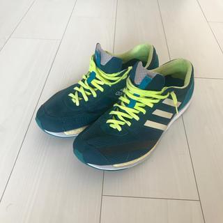 アディダス(adidas)のadizero takumi sen アディゼロタクミセン 28.0cm(ランニング/ジョギング)