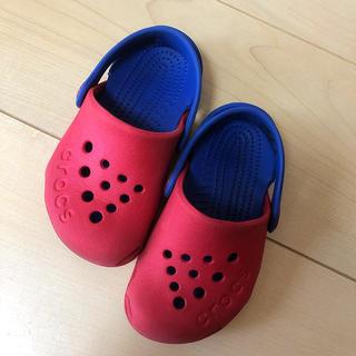 crocs - クロックス サンダル  C7  15cm