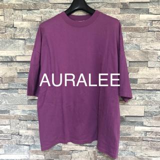 アンユーズド(UNUSED)のAURALEE Tシャツ(Tシャツ/カットソー(半袖/袖なし))