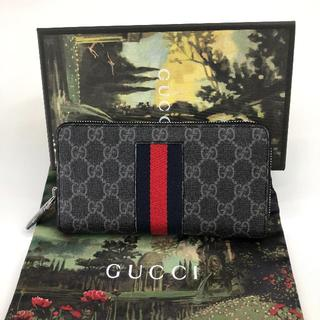 グッチ(Gucci)の 美品 財布(長財布)