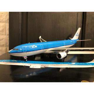 1/200 Gemini200 KLM  A330-200 金属模型(航空機)