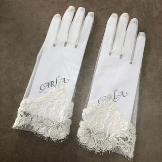 THE TREAT DRESSING ブライダル グローブ  (手袋)
