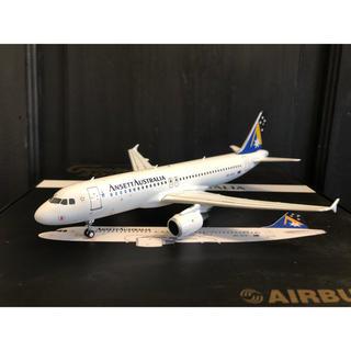 1/200 Gemini200 A320 アンセットオーストラリア航空 模型(航空機)