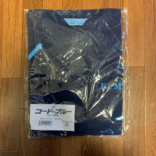 カゼン(KAZEN)のコードブルー スクラブTシャツ(Tシャツ/カットソー(半袖/袖なし))