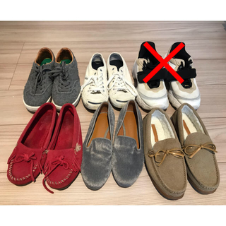 ZARA - Sサイズ 靴 まとめ売り