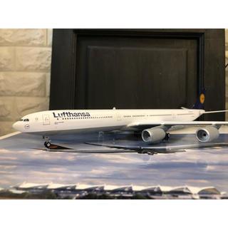 1/200 herpa A340-600 ルフトハンザ航空 模型(航空機)