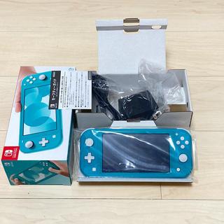 Nintendo Switch - ニンテンドー スイッチ ライト Switch Lite 本体 ターコイズ