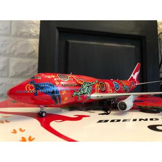 1/200 JCwings B747-400 カンタス航空 特別塗装機(航空機)