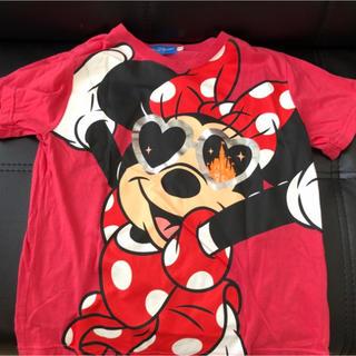 ディズニー(Disney)の人気☆TDL ミニー サングラス Tシャツ 140cm(Tシャツ/カットソー)