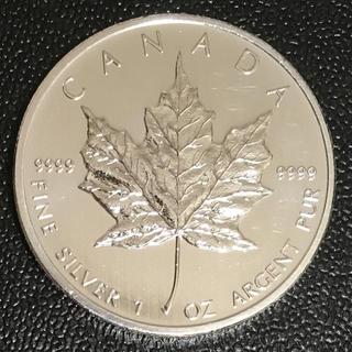 (専用出品)2013年メイプルリーフ銀貨(貨幣)