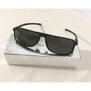 ディオールオム(DIOR HOMME)のディオールオム Dior HOMME サングラス AL13 ブラック(サングラス/メガネ)