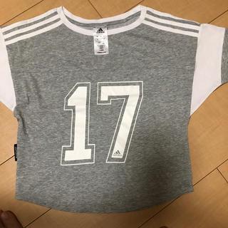 アディダス(adidas)のアディダス  半袖 130  (Tシャツ/カットソー)