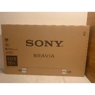 ソニー(SONY)のSONY ソニー BRAVIA 65v型 KJ65X9500G 液晶テレビ TV(テレビ)