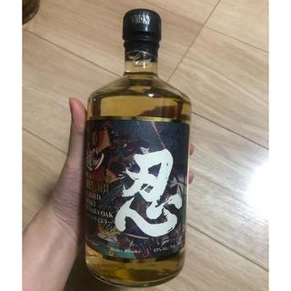 越ノ忍 新品 未開封(ウイスキー)