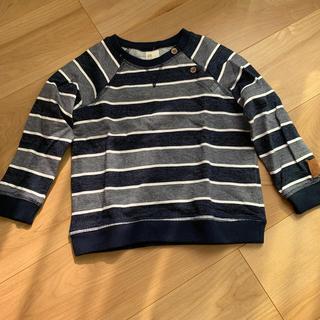 エイチアンドエム(H&M)のH&M  トレーナー 新品未使用品(Tシャツ/カットソー)