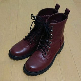 フォーエバートゥエンティーワン(FOREVER 21)のマーチン風 ブーツ(ブーツ)