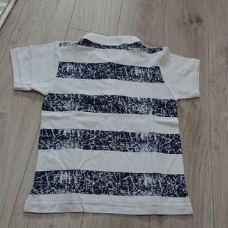 ビラボン(billabong)のビラボン☆ 後ろボーダーポロシャツ(Tシャツ/カットソー)