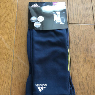 アディダス(adidas)の大人気値下げなし 新品 アディダスアームカバー UV手袋 アームカバー(手袋)