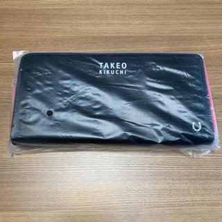タケオキクチ(TAKEO KIKUCHI)のTAKEO KIKUCHI 長財布(長財布)