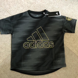 アディダス(adidas)のアディダス ドライTシャツ 黒 130(Tシャツ/カットソー)