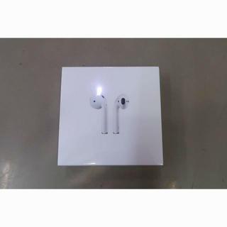 Apple - APPLE AirPods2 ワイヤレスイヤフォン