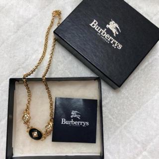 バーバリー(BURBERRY)のバーバリーのネクレス(ネックレス)