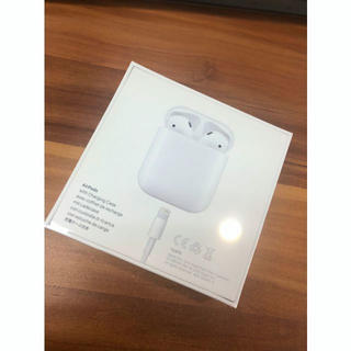 Apple - エアーポッズ2 新品未使用