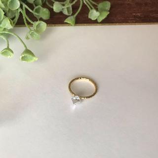 スワロフスキー 指輪 3号(リング(指輪))