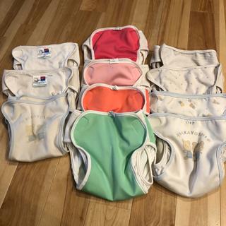 ニシキベビー(Nishiki Baby)の布おむつカバー オムツカバー 腰ベルトタイプ 70 80 ニシキ 赤ちゃん本舗(ベビーおむつカバー)