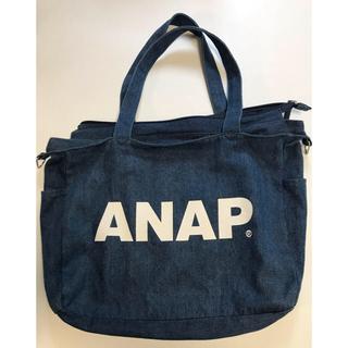 アナップ(ANAP)のANAPデニムバック(ショルダーバッグ)