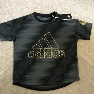 アディダス(adidas)のアディダス ドライTシャツ 黒 160(Tシャツ/カットソー)