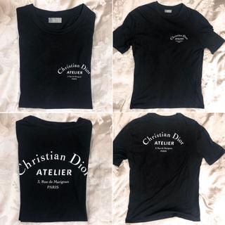 Christian Dior Atelier アトリエ メンズ Tシャツ